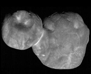 66億km彼方の大当たり!ウルティマトゥーレの最新画像と「空飛ぶパンケーキ」動画が公開