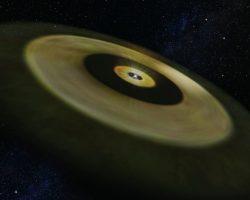 太陽系の起源に迫る。武藤恭之准教授ら国際研究チームが原始ミニ太陽系を観測