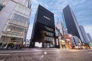 VR月面散歩コーナーも!東京原宿に「Galaxy Harajuku」オープン
