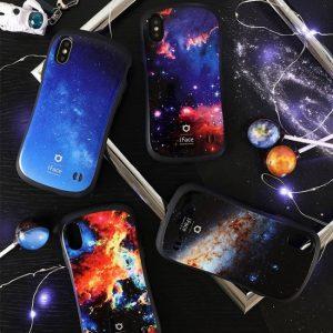 宇宙デザインiPhoneケースのXs/XsMAXモデルが新登場