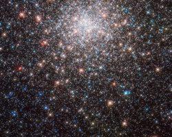 星がない星雲として登録されていた「M28」