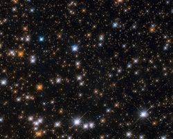 宇宙という闇夜を渡る鳥の群れ。カモに例えられた散開星団