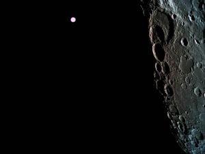 イスラエル月面探査機ベレシート、月裏面の撮影に成功