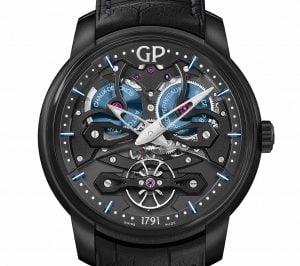 2019年テーマは「地球から空へ」 ジラール・ペルゴの新作腕時計は「地球と宇宙の青と黒」
