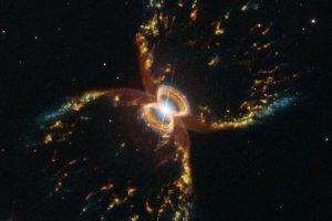 間もなく29周年を迎えるハッブル宇宙望遠鏡、記念の画像を公開
