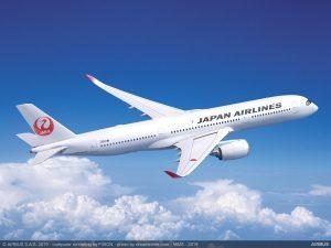 JAL、国内線でエアバス「A350-900型機」を9月1日導入。3種の特別塗装機も