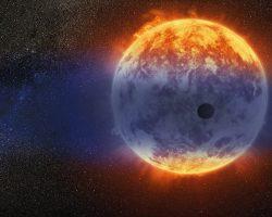 「熱い海王星」は蒸発し縮小していく