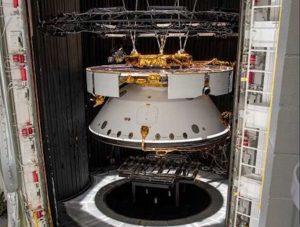NASA、「マーズ2020」宇宙船のテストを実施