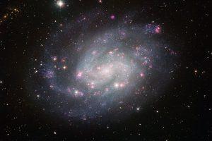 """総露出時間""""50時間""""かけて撮影された南天の銀河"""