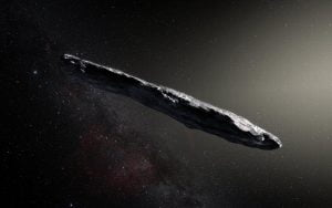 地球外生命体の宇宙船じゃない。オウムアムアは自然物として説明できる研究結果が公開