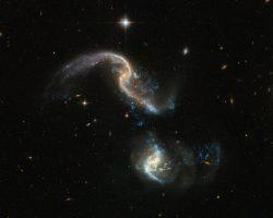 相互作用によって目覚める星形成活動