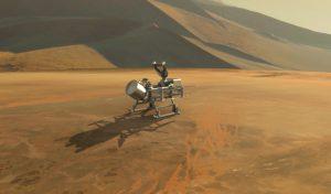 異星の空をドローンが飛ぶ!NASAの次なるターゲットは土星の衛星「タイタン」