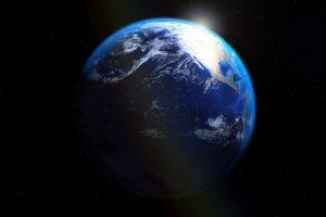 宇宙人から地球を隠す方法とは…