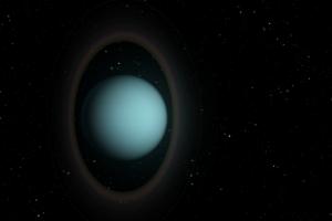 意外に温かい?解明された天王星の環の温度