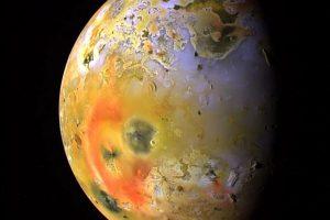 """""""地上から観測""""した木星の衛星「イオ」の火山活動の研究結果が公開される"""