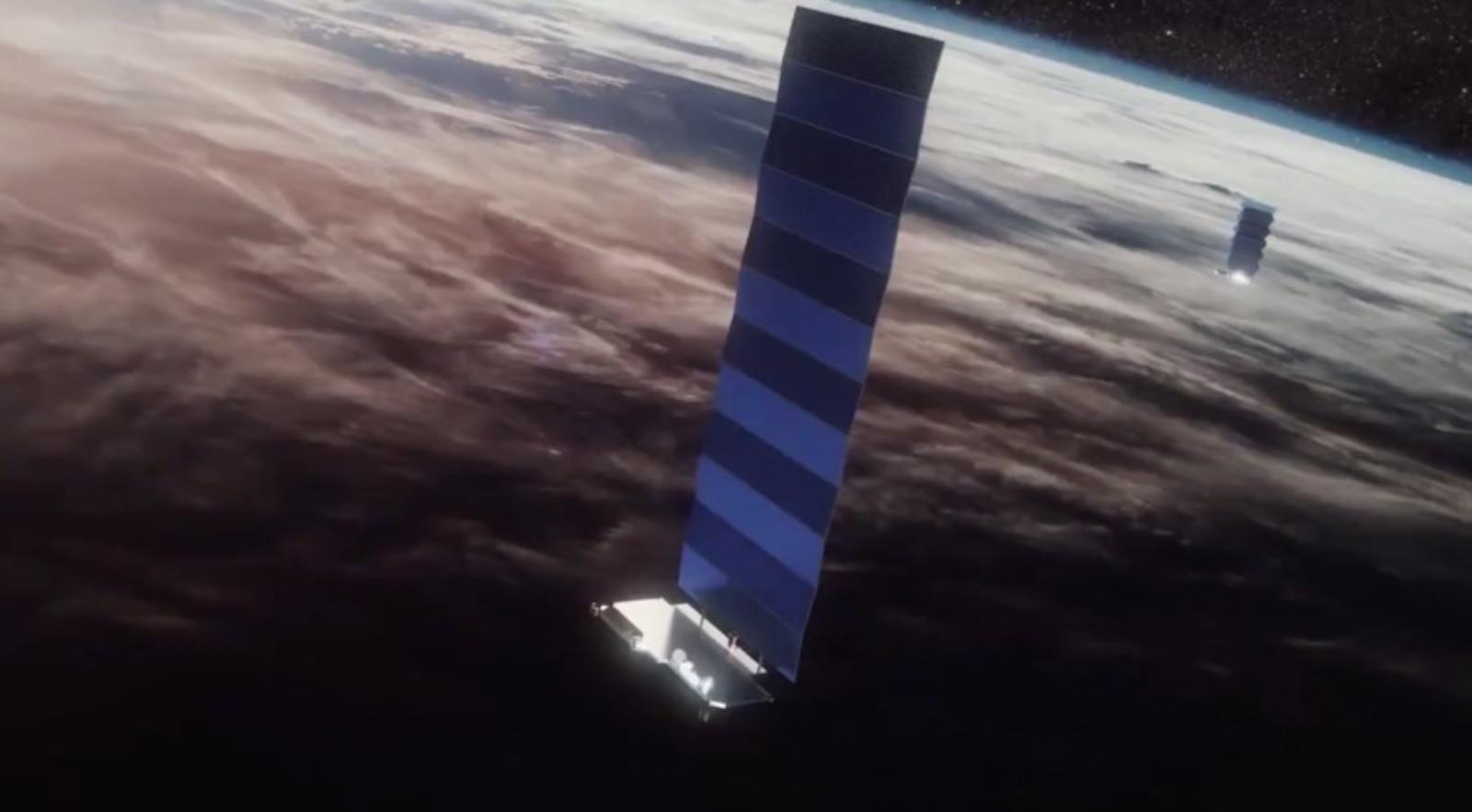 衛星ブロードバンド「スターリンク」3基が通信不能に | sorae 宇宙への ...