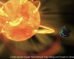 M型星はやっぱりつらい。スーパーフレアが系外惑星に与える影響を世界で初めて定量化