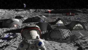 できるだけ現地調達。持続的な有人探査を支えるために月面の「レゴリス」を活用