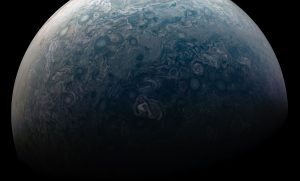 木星探査機ジュノーから新たな画像が到着。21回目のフライバイ