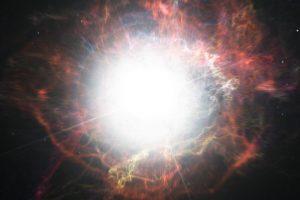 600日も爆発し続けた「ゾンビ星」…その正体は合体した連星の爆発現象だった?
