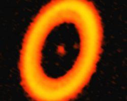 生まれたばかりの太陽系外惑星を取り囲む「周惑星円盤」をアルマ望遠鏡が初観測