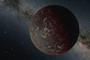 48光年先の「スーパーアース」は昼夜の温度差が1000度もあった