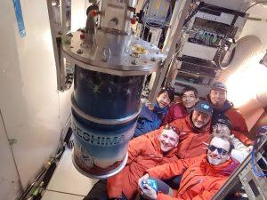 出島再び。日蘭共同開発の1画素の電波観測装置「DESHIMA」が初観測