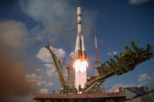 プログレス補給船が宇宙ステーションへとスピーディーに打ち上げ実施