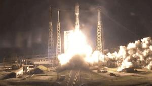 アトラスVによる米空軍の通信衛星「AEHF-5」打ち上げ実施