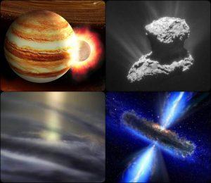 木星衝突や彗星の断片、天の川銀河の増光現象と最古のクエーサーなど:今週の天文まとめ
