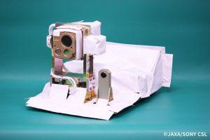 JAXAとリコー、THETAをベースにした宇宙用の全天球型カメラ開発。こうのとり8号機で打ち上げ
