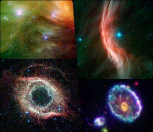運用終了まであとわずか。打ち上げ16周年「スピッツァー」が捉えた魅力的な天体たち