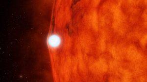 謎めいた「軽すぎる」白色矮星。ケプラーの観測データから発見