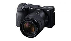ソニー、ミラーレスカメラ「α6600/α6100」発表 2420万画素APS-Cセンサー搭載し720枚撮影可能