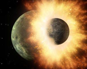 矛盾を解決できる「月は地球のマグマオーシャンからできた」とする研究結果