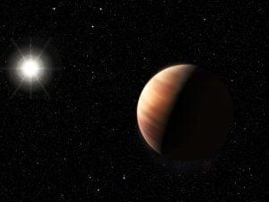彗星のように移動する太陽系外惑星、風変わりな軌道ゆえに見つかる