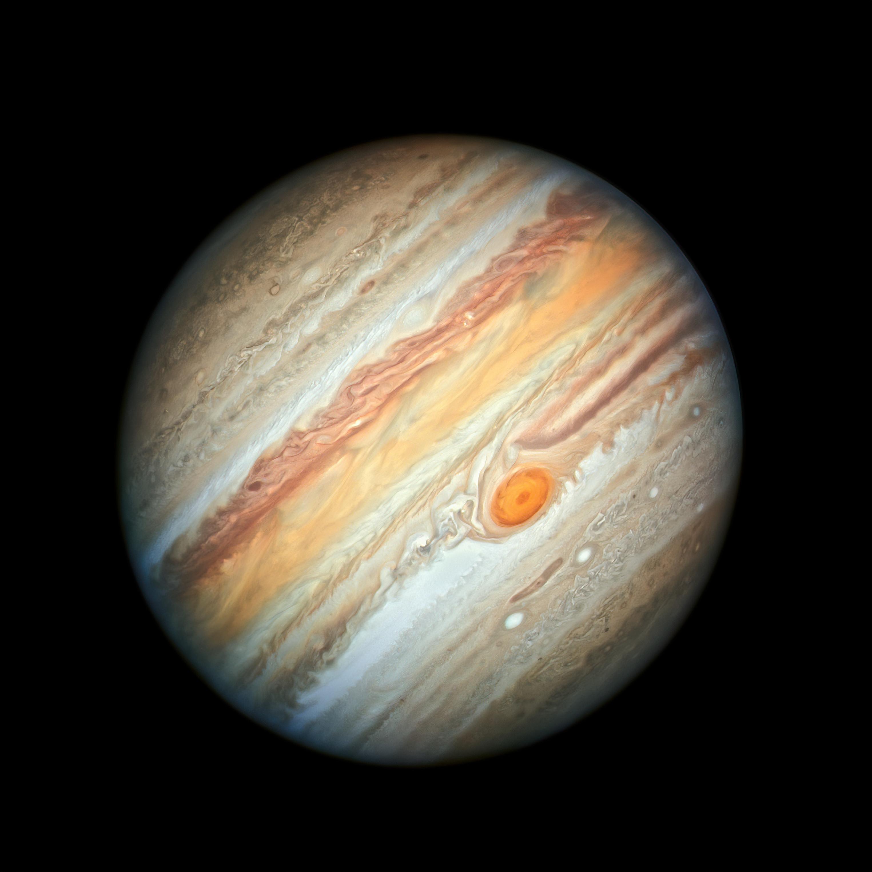 木星の最新画像