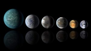 """太陽系外惑星の""""海""""では地球より生命が豊かかもしれない"""