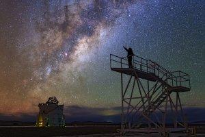 夏の星空を楽しみながら「光害」の調査に協力できる取り組み