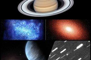美しい土星や第二のオウムアムア、太陽系外惑星で水蒸気など:今週の天文まとめ