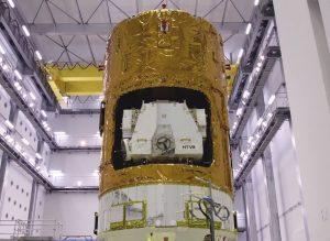 こうのとり8号機、打ち上げを25日に再設定。ソユーズに接近する可能性のため