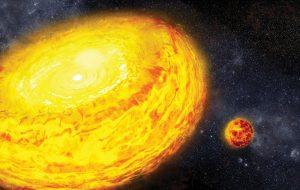 巨大衝突直後の原始惑星はドーナツ状の天体「シネスティア」になった?