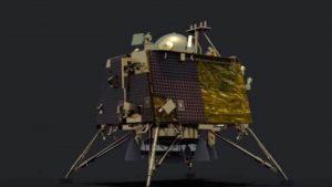 通信が途絶えていたインドの月着陸機、米月周回衛星の画像から発見