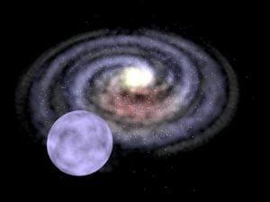 """銀河を高速で駆け抜ける""""超高速度星""""は未発見の天体が弾き出した?"""
