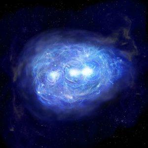 観測史上最遠方の銀河団を観測。巨大ガス雲天体「ヒミコ」も存在