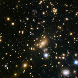 惑星観測用の科学衛星「ひさき」で遠方銀河団内部のガスの温度を測定
