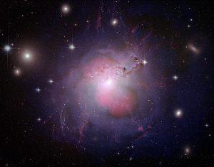 あの魔王の心臓。可視光・X線・電波で捉えた巨大銀河NGC 1275