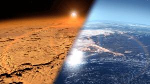 古代の火星はどんな姿なのか。失われた環境の推定に役立つ研究成果