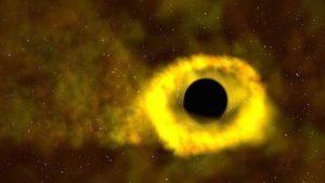NASAの宇宙望遠鏡は見ていた! 恒星がブラックホールに引き裂かれるレアな現象