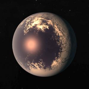自転速度が遅い太陽系外惑星では「スノーボールアース」状態が長続きしない?